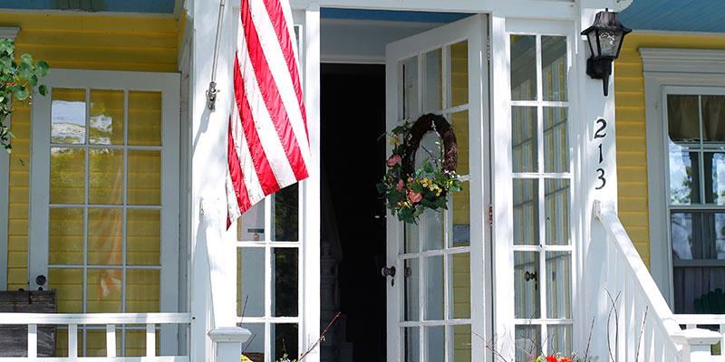 Room 4 Groveland Kendall Tavern Inn BB | Freeport Maine