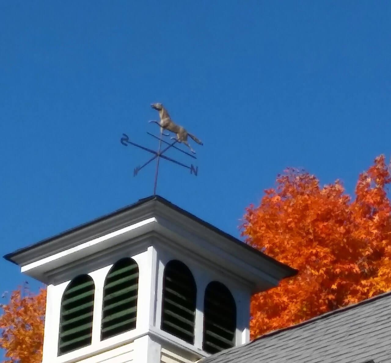 Coupola Fall Kendall Tavern Inn BB | Freeport Maine