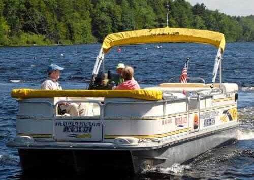 River Run Tour Kendall Tavern Inn BB | Freeport Maine