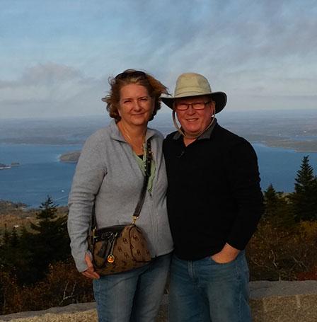 Nancy and Mark - Kendall Tavern Inn BB | Freeport Maine